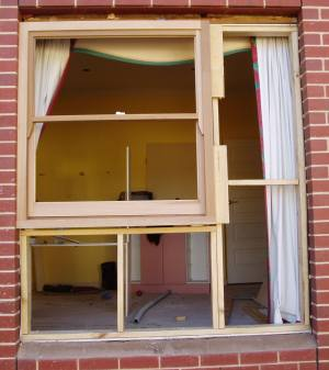 Replaced Window