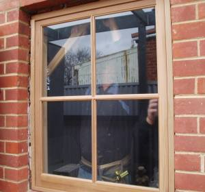 Timber Awning Window