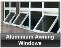 Aluminium Awning Windows