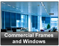 Commercial Frames and Windows